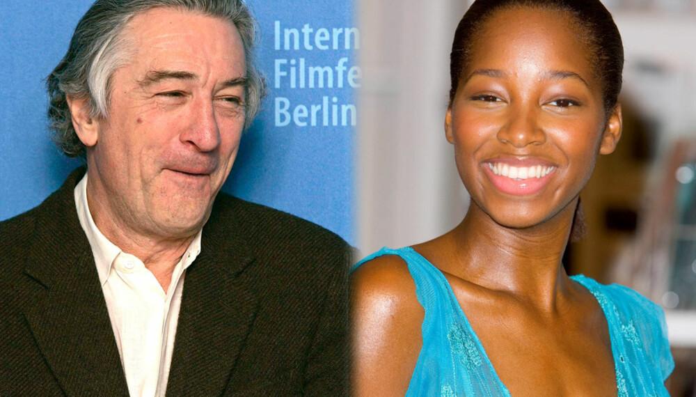 Robert De Niro og Jamelia