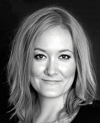 THERESE DOMBEK: Tidligere skjønnhetsredaktør i Costume jobber nå frilans i tillegg til at hun blogger.