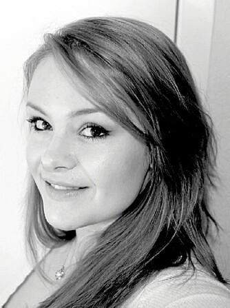 HILDE CHRISTINA: Bor i California og blogger for en stor tilhengerskare i Norge.