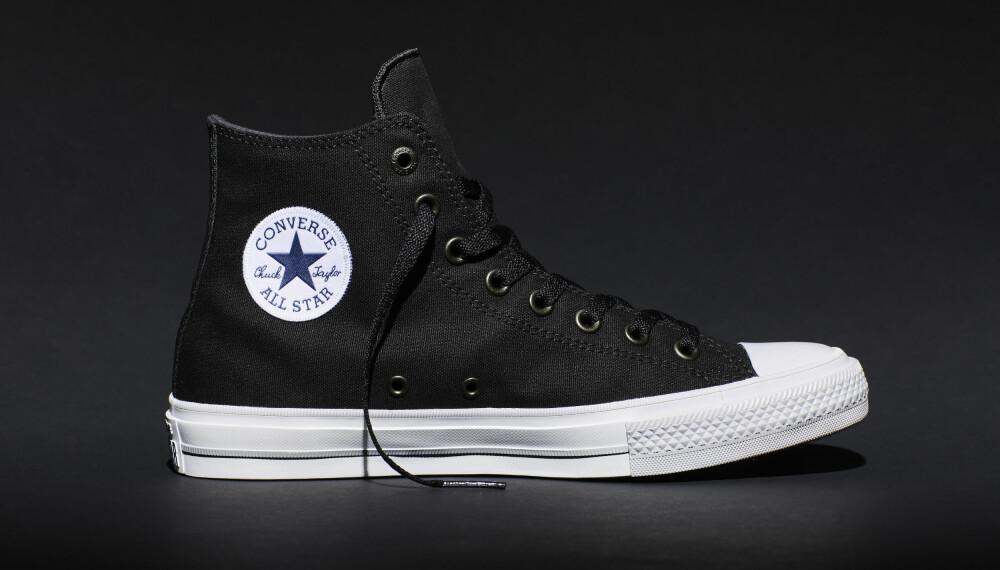 5b39269e42b0 Med Nike med på laget har sneakers-legenden Converse endelig fått en  estetisk og funksjonell overhaling. Og det for første gang på 66 år.