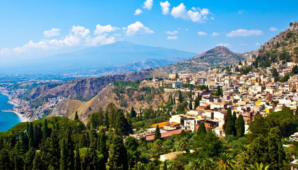 BESTILL NÅ: Reis med Norsk Ukeblad til vakre Sicilia! Her venter mange flotte opplevelser og inntrykk.