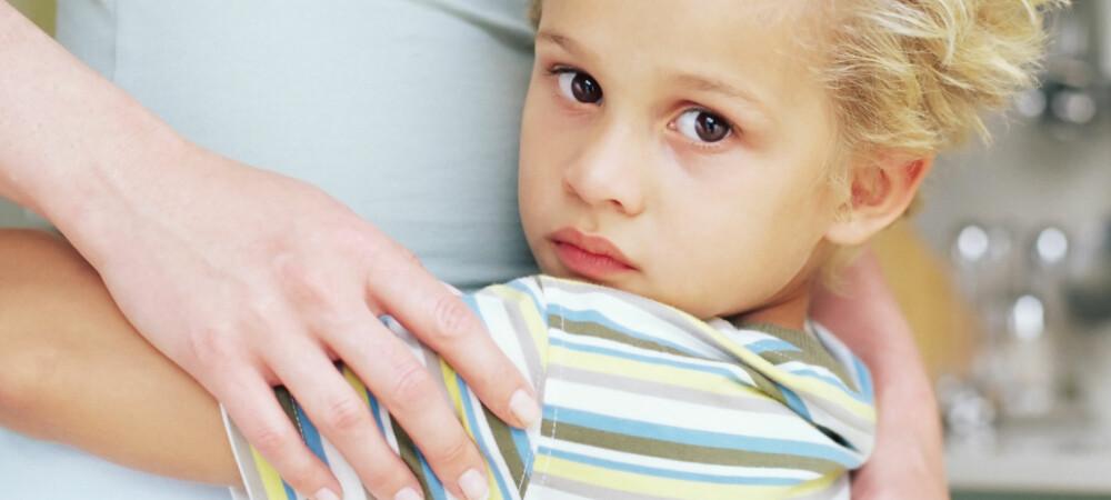 05cb0b57 Slik takler du sinte barn - Barneoppdragelse