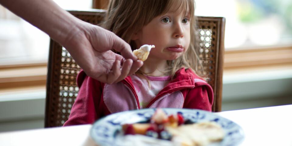 TRASSALDER HOS BARN: Ikke bli sjokkert dersom trassalderen kommer når poden er fem år. Eller seks. Eller sju. Den er nemlig ikke forbehold 3-åringer. FOTO: Getty Images.