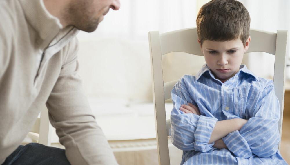 UTAGERENDE BARN: Å takle vanskelige barn kan være en utfordring, enten det er i skolen eller hjemme. Her får du tips til hvordan du løser det.