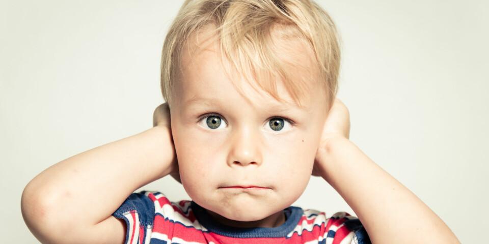 KJEFTE PÅ BARN: Kjefter du på barnet ditt hver dag, vil poden til slutt ikke høre etter. FOTO: Getty Images.