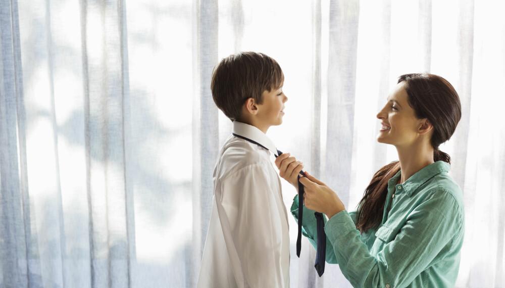 BARN SOM IKKE HØRER ETTER: Ban som ikke hører på foreldrene kan være vanskelig å ha med å gjøre. Disse triksene hjelper deg litt på vei.