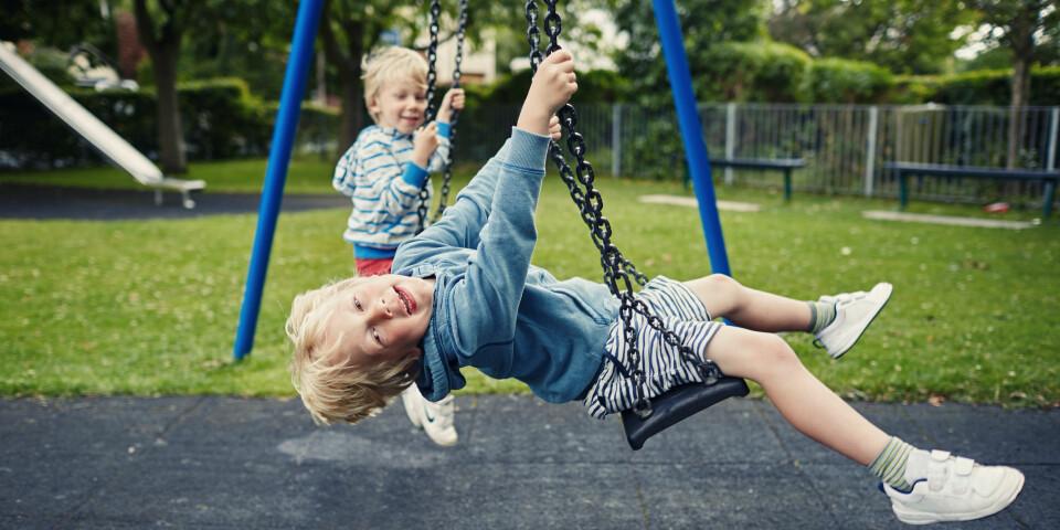 FLYTTE MED BARN: Å flytte med barn kan være en utfordrende prosess for barnet, også for barnehagebarn. Her får du tips til å gjøre flyttingen så positiv som mulig.