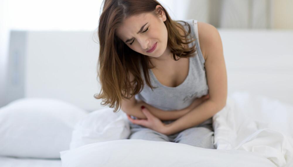 EGGLØSNINGSSMERTER: Opplever du plager og smerter mellom hver menstruasjon? Da kan det være eggløsningssmerter, dersom du ikke går på prevensjonsmidler.