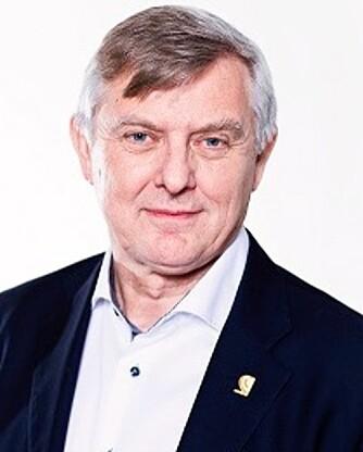 Forbundsleder i Hørselshemmedes Landsforbund, Morten Buan