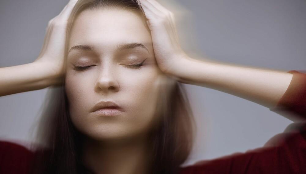 VIRUS PÅ BALANSENERVEN: - Virus på balansenerven er en betennelse i nerven som går fra balanseorganet i det indre øret til hjernen. ILLUSTRASJONSFOTO: Thinkstock