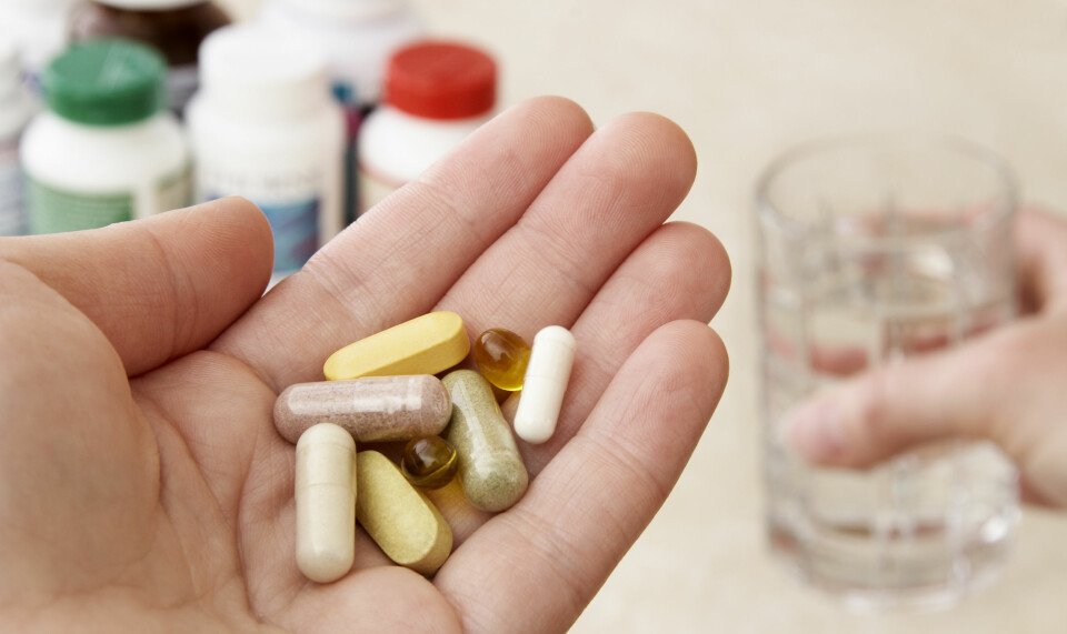 NØDVENDIG MED VITAMINTILSKUDD: Er det egentlig nødvendig å ta vitamintilskudd? Ikke om du gjør det for å være på den sikre siden. FOTO: Getty Images.