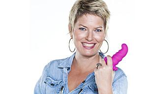 KOMBINASJON: Cecilie Kjensli anbefaler en kombinasjon av onani og sex sammen under samleie for å oppnå orgasme. Foto: Cpunktet.no.
