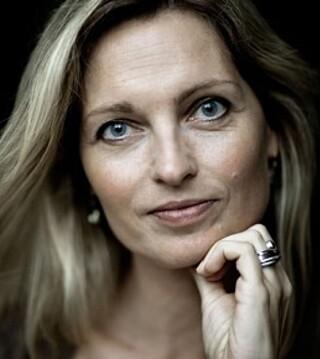 FELLES ANSVAR: Rikke Pristed mener at det ikke er partnerens ansvar å hjelpe den andre til å få orgasme. Foto: Privat.