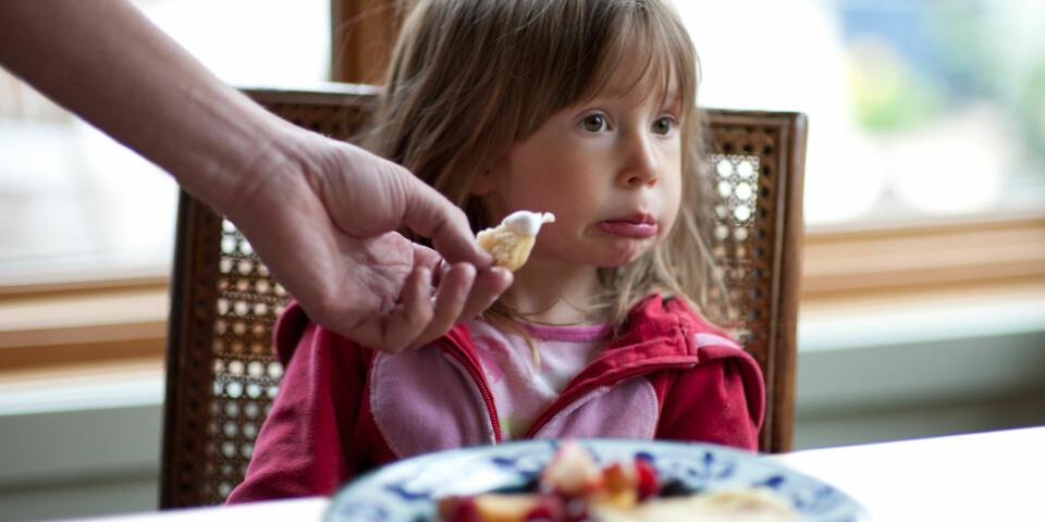 BORTSKJEMTE BARN: Man bør ikke forveksle det som er typisk vanlig adferd i en viss alder med det å være bortskjemt, men det finnes likevel klare tegn på hva å være bortskjemt innebærer. Foto: Gettyimages.com.
