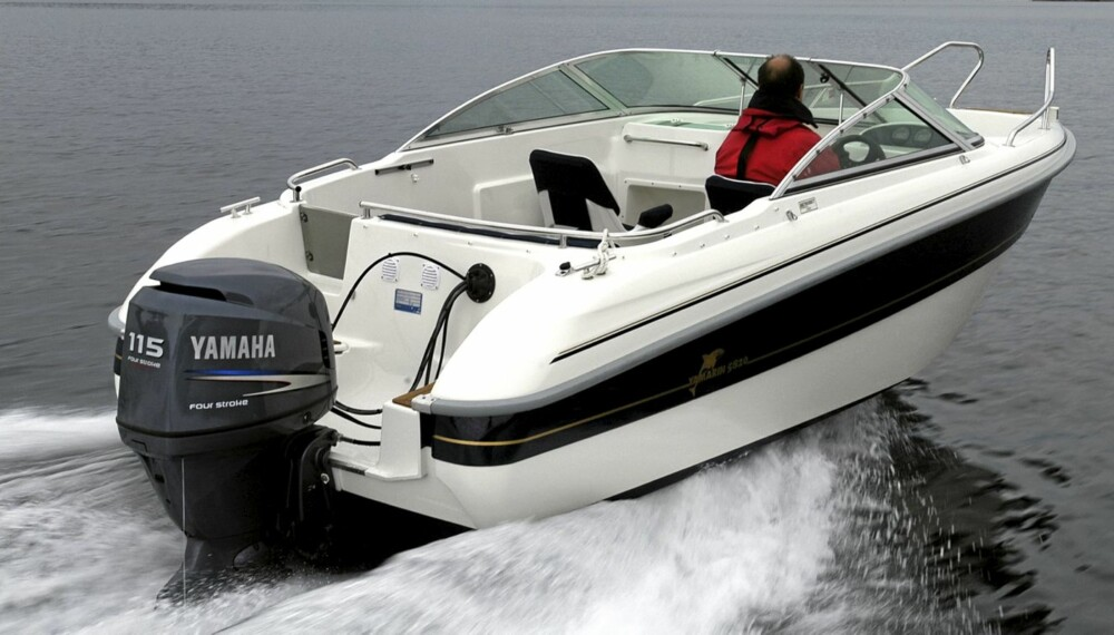 EN AV DE BESTE: Yamarins 58 BR eller 5820 er et meget godt valg som bruktbåt.