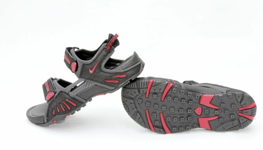 NIKE: Mye for pengene, sier testpanelet om Santiam 4 fra Nike.