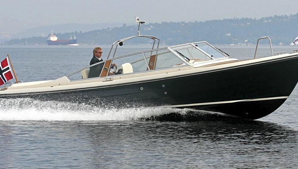 KJØPERS MARKED: Uansett om du skal kjøpe dyrt eller billig - nå har du en gedigen sjanse til å få drømmebåten til spottpris.
