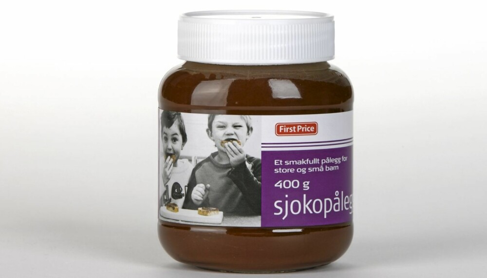 TEST: DinKost.no har sjekket næringsinnholdet i 20 typer søtpålegg.