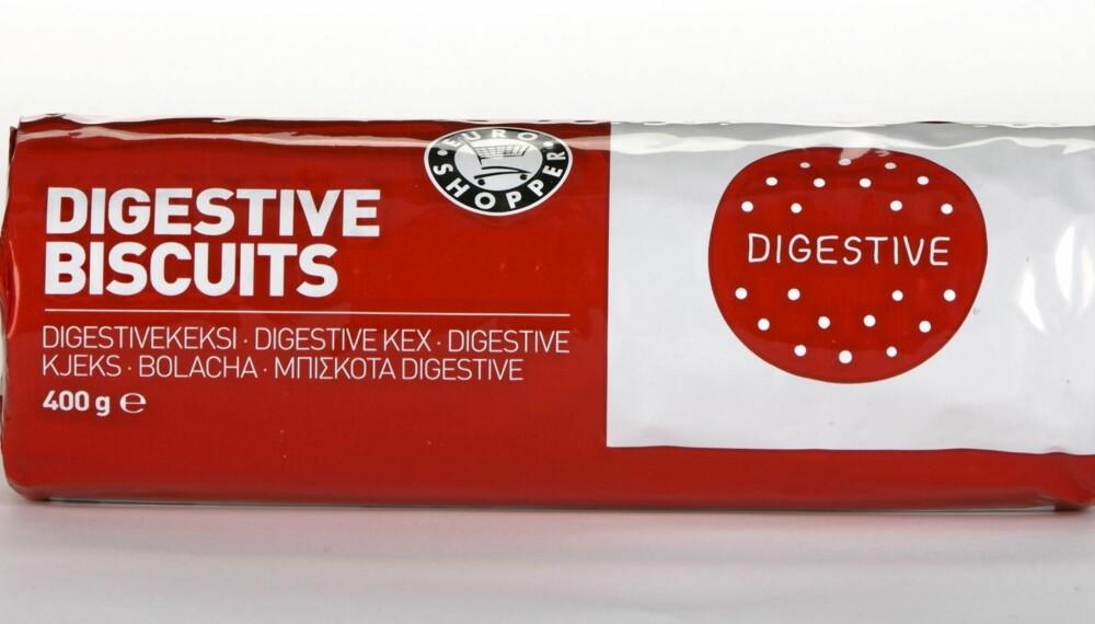 TEST: DinKost.no har testet 23 kjeks til å ha pålegg på.