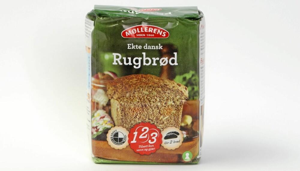 TESTET: Dinkost.no har testet 28 typer brødblanding.