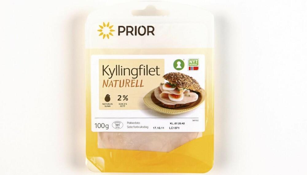 TESTET: DinKost.no har testet 30 forskjellige skinkepålegg av svin, kylling eller kalkun.