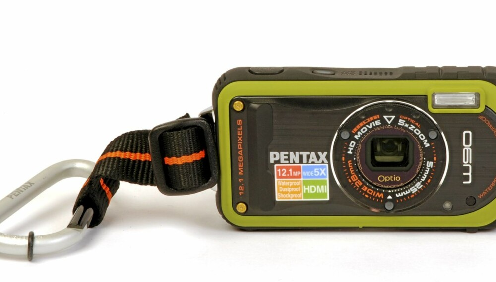 TESTET: Villmarksliv har testet seks AW-kameraer (All Weather). Dette er allværskameraer som er kompakte, forholdsvis solide og som tåler en vannskvett.