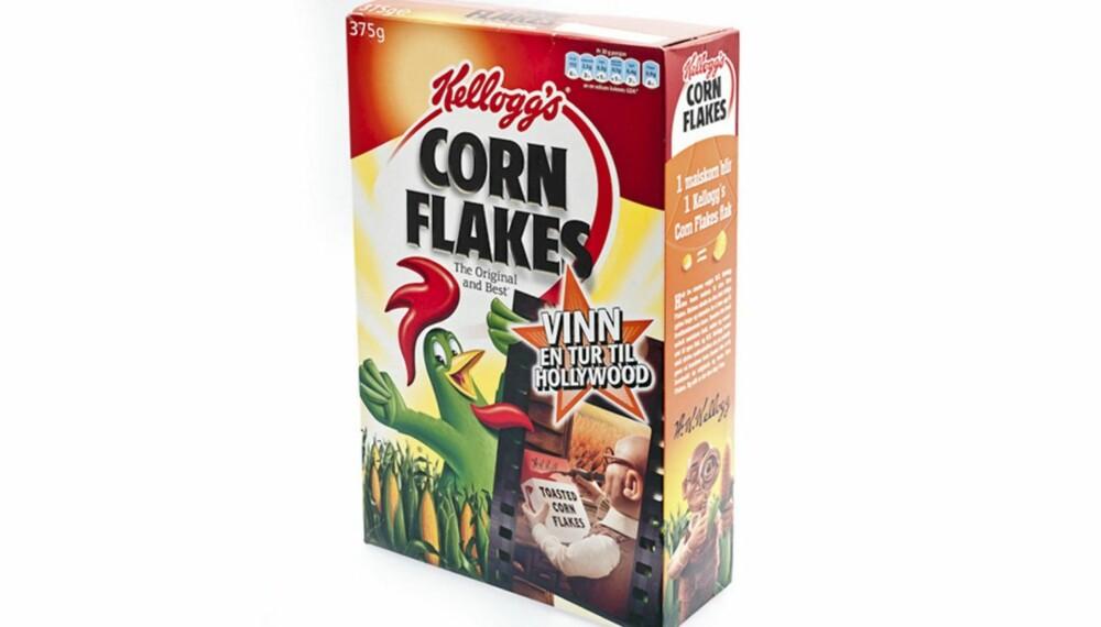 SUNNERE ENN SITT RYKTE:  Inneholder lite sukker og fett, og er et rent produkt laget av mais.