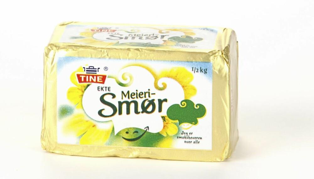 TEST: Shape Up tester matfett - smør, margarin og matoljer.