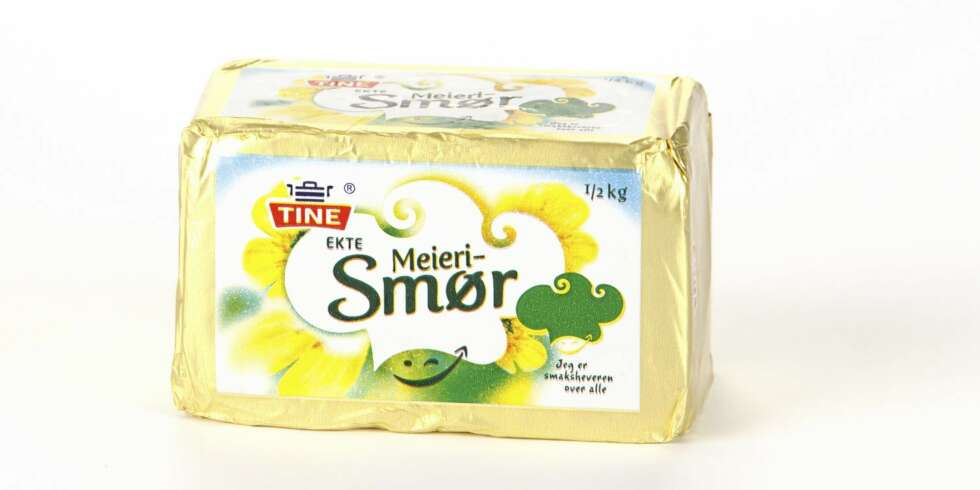 TEST: Shape Up tester matfett - smør, margarin og matoljer.