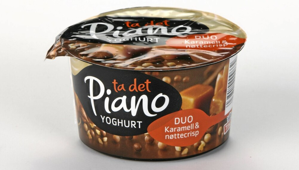 BEGERLUNSJ: DinKost.no har testet næringsinnhold og smak for riskrem, rislunsj og yoghurt.