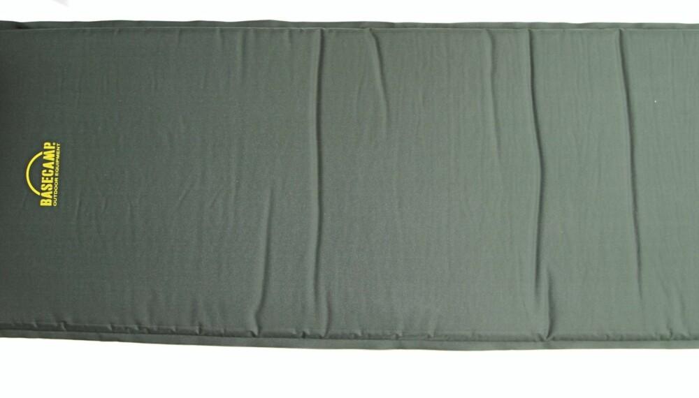 Groovy Test av soveposer og liggeunderlag - Tester SP-11