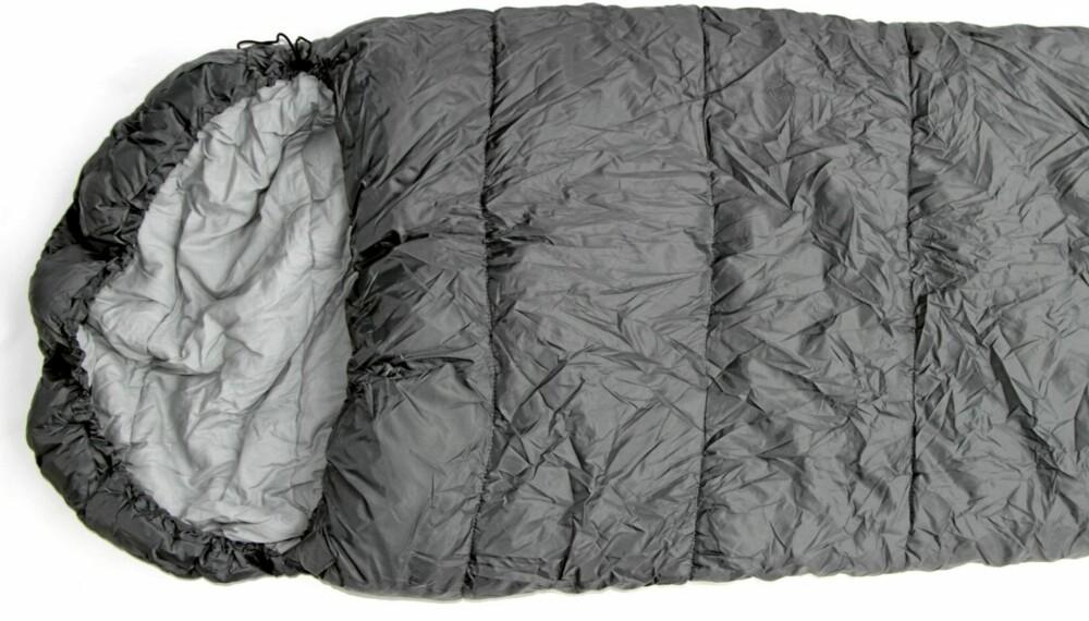 Oppdatert Test av soveposer og liggeunderlag - Tester LV-99