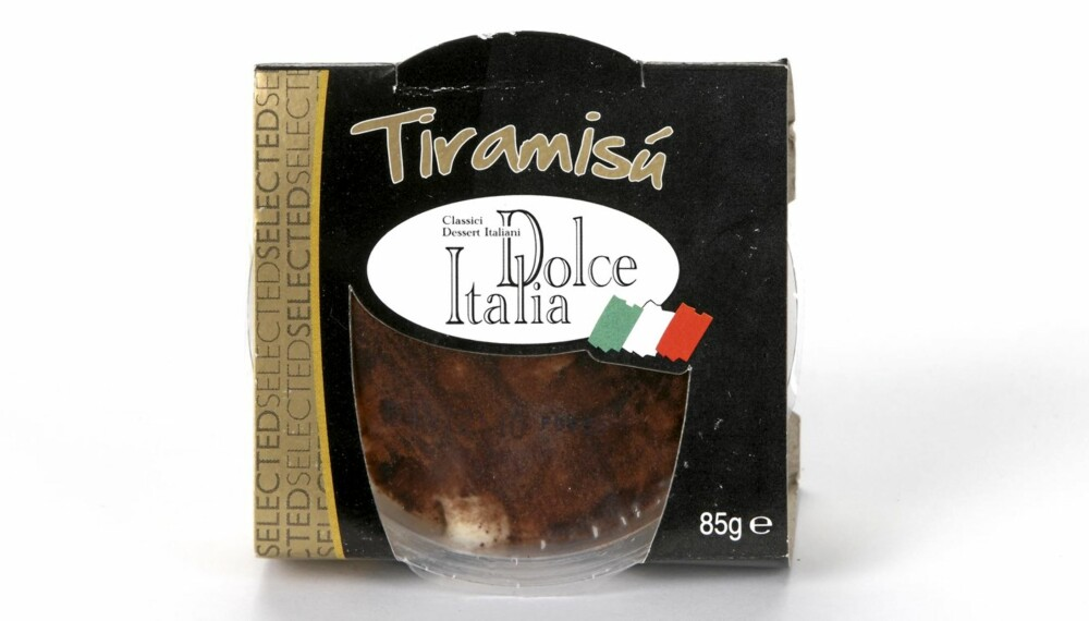 TEST: DinKost.no tester desserter i beger - puddinger, mousse og tiramisu.
