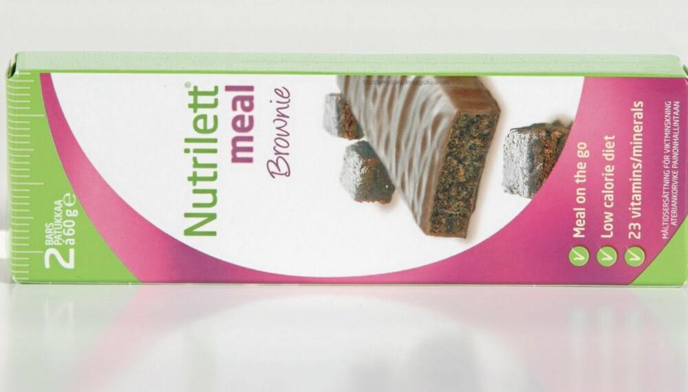 TEST: DinKost.no har sjekket næringsinnholdet i 17 slankebarer anbefalt brukt som måltidserstattere, tilsatt vitaminer og mineraler.