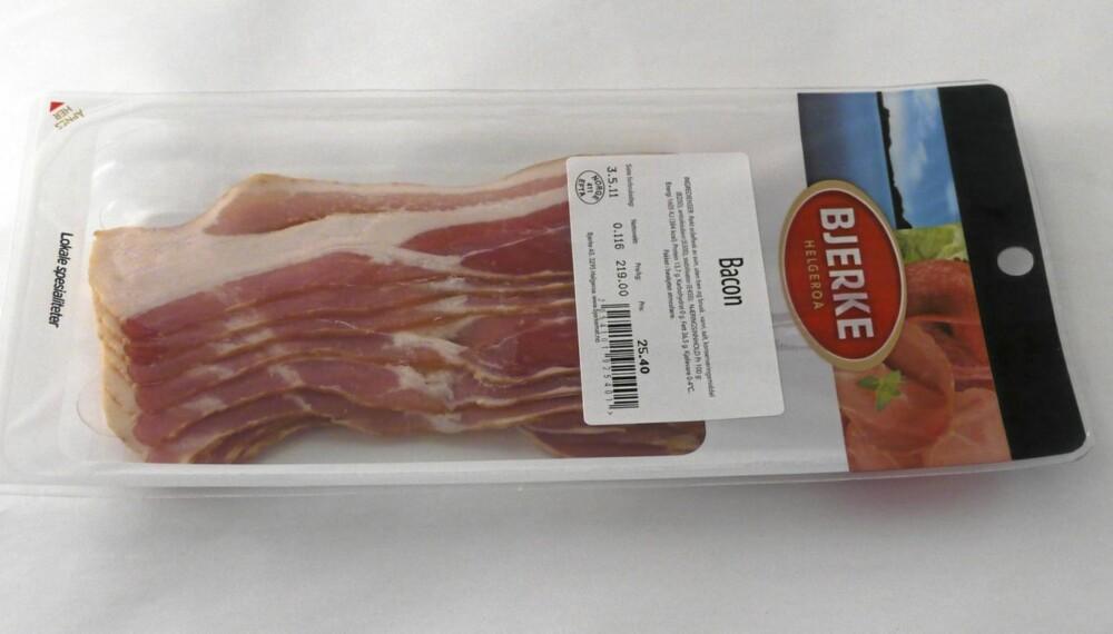 Bjerke Bacon