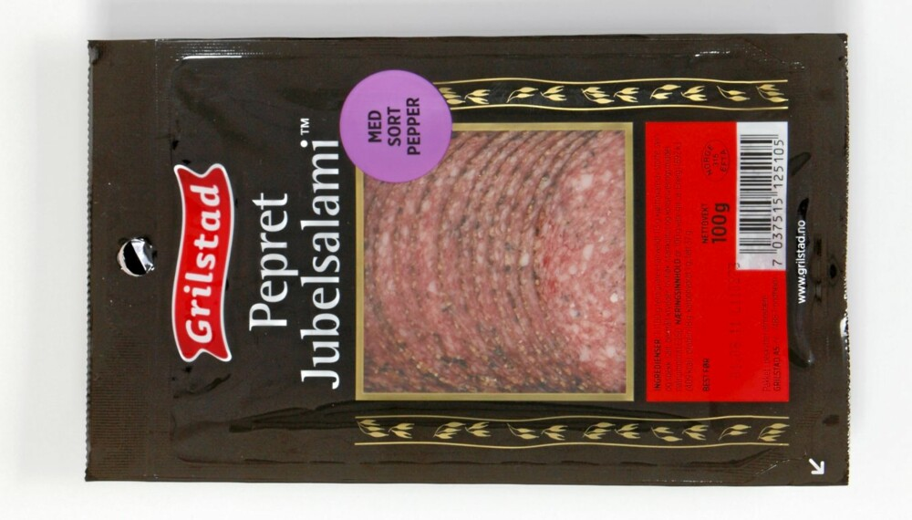 SALAMITEST: Ernæringsfysiolog Gunn Helene Arsky har vurdert og sammenlignet næringsinnholdet i 36 typer salami på oppdrag for DinKost.no.