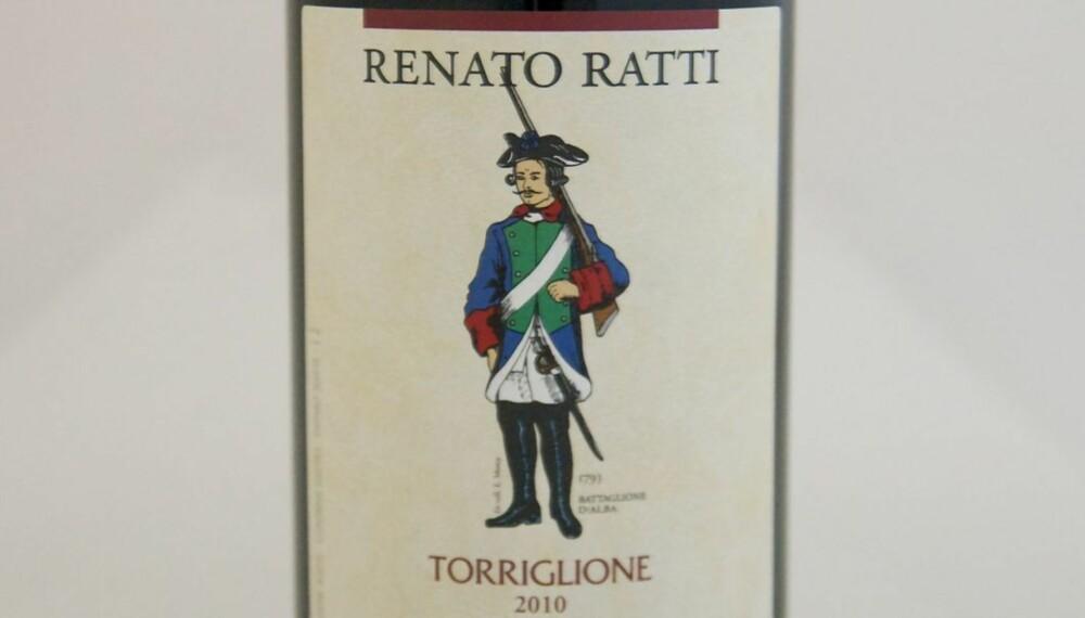 VIN TIL JULEMAT: Renato Ratti Barbera d'Alba Torriglione 2010.