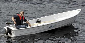 Småbåt Hankø 2011 Landstedsbåt
