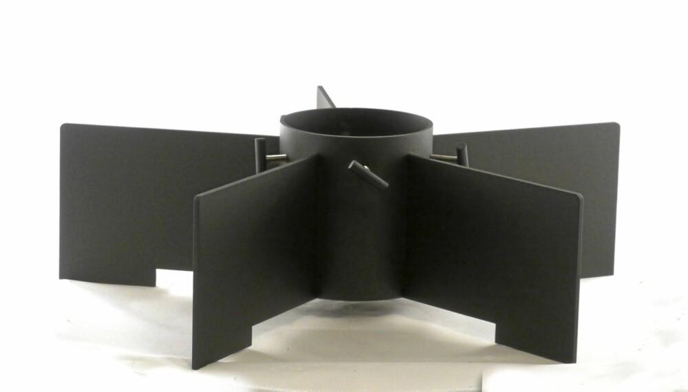 Fot i stål fra SMD Design
