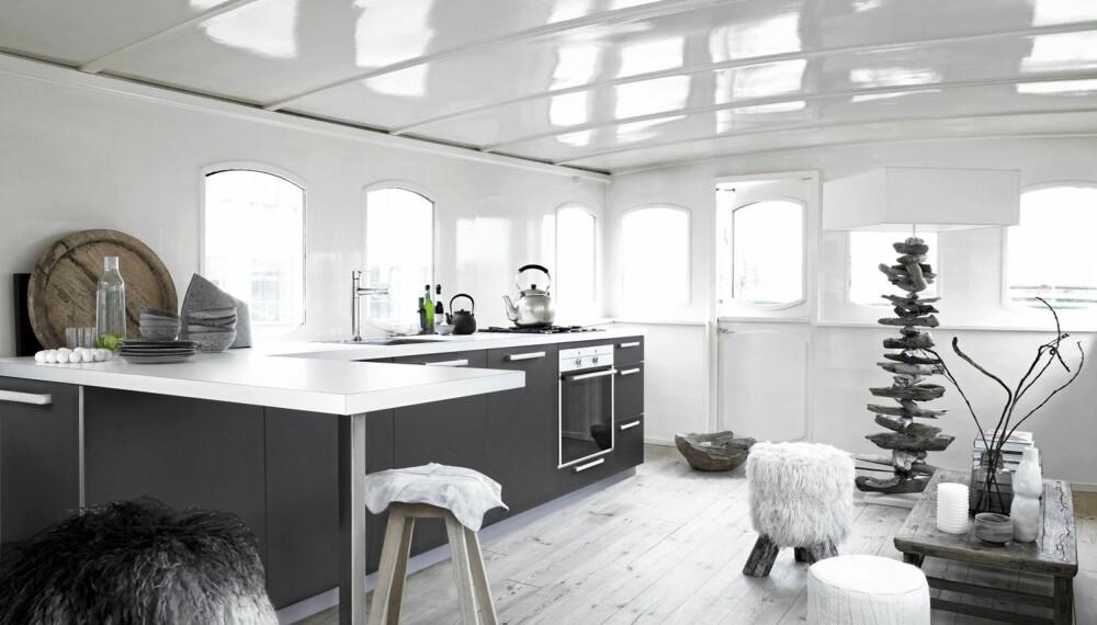 KVIK: I vår guide over kjøkken er dette Kvik sin rimeligste modell