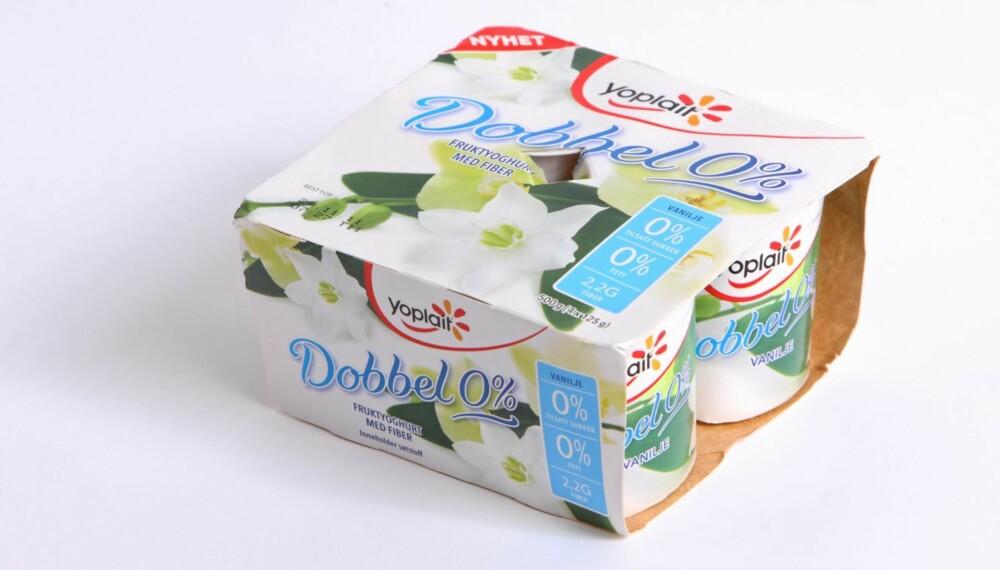 YOGHURT-TEST: DinKost og ShapeUp har testet næringsinnholdet i 14 yoghurter.