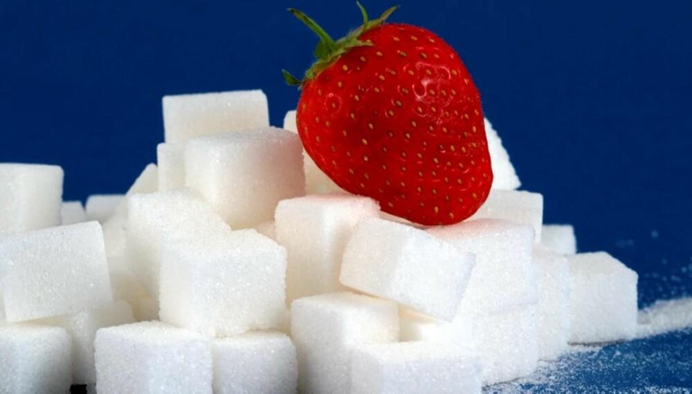 SUKKERBITER: Ved føling trenger man sukker
