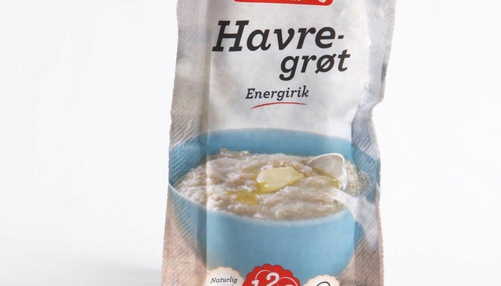 KARAKTER 3: Møllerens Havregrøt Energirik