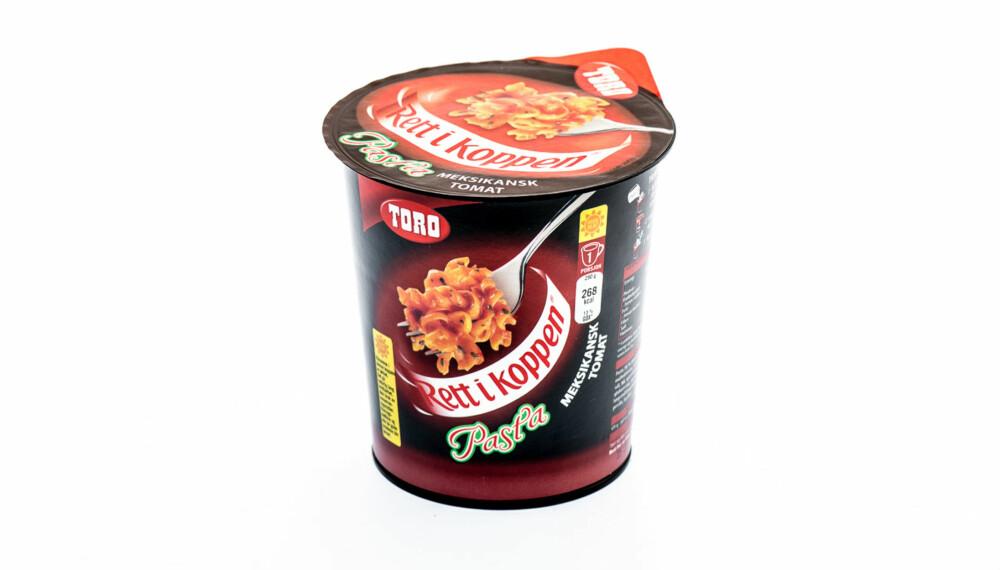 TEST: Rett i koppen meksikansk tomat