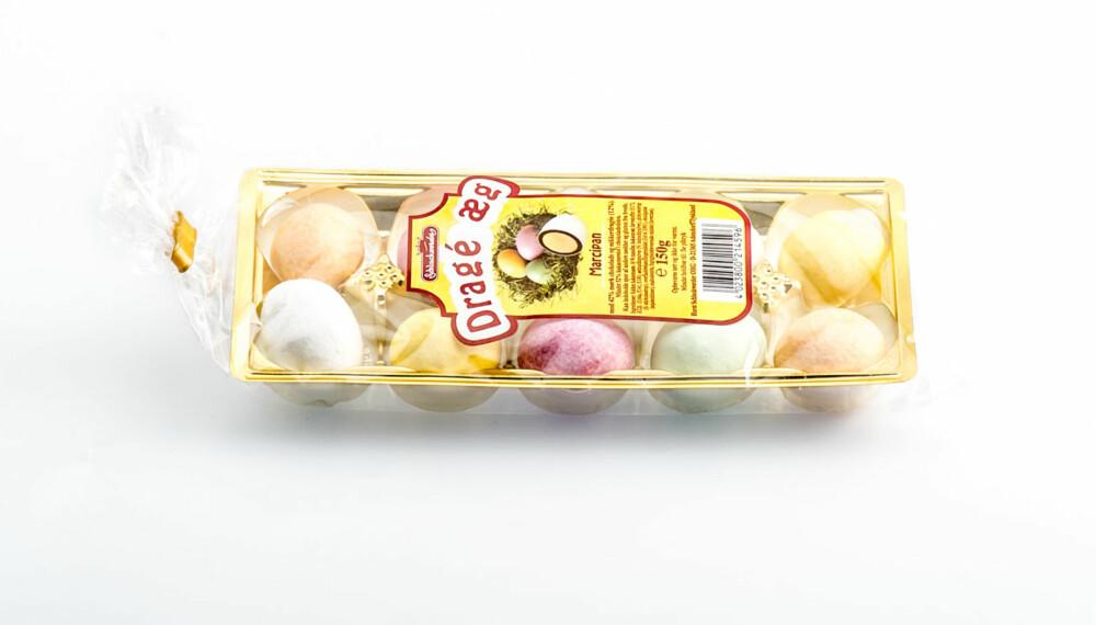TEST: Schluckwerder Dragé egg