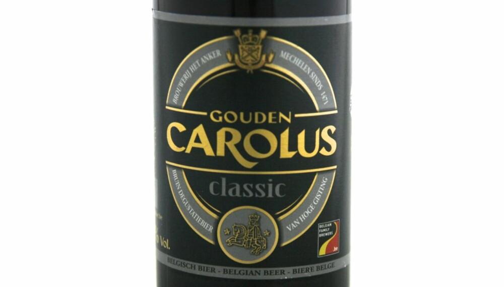 BELGISKE BRUNE: Gouden Carolus Classic kom på førsteplass.