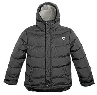 GODT VALG: Et godt valg for deg som skal bruke jakken til daglig, eller til skibakken.