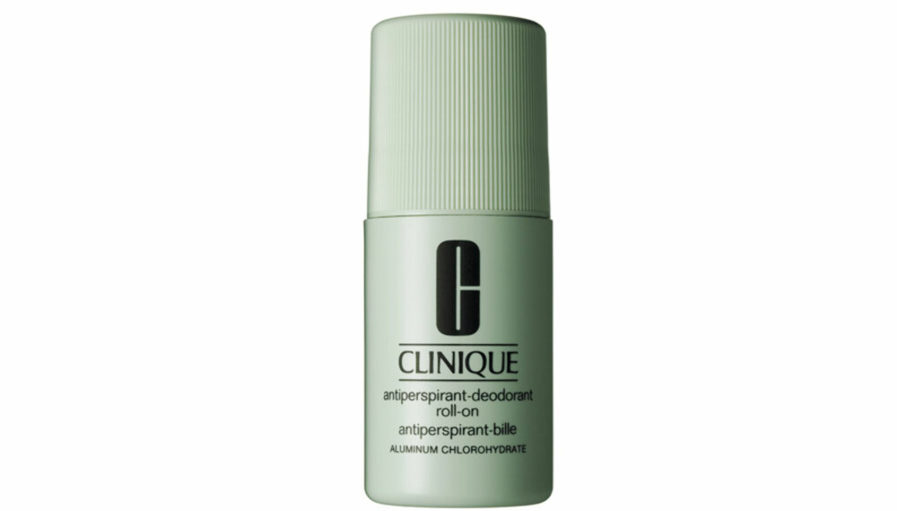 TEST: Clinique Antiperspirant Deodorant Roll-on