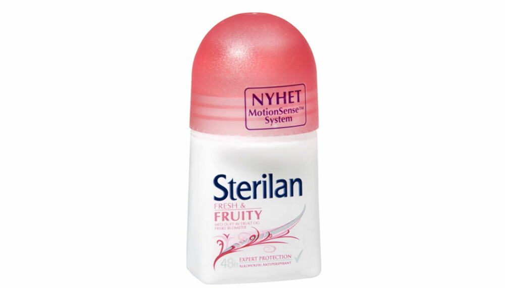 TEST: Sterilan Fresh & Fruity