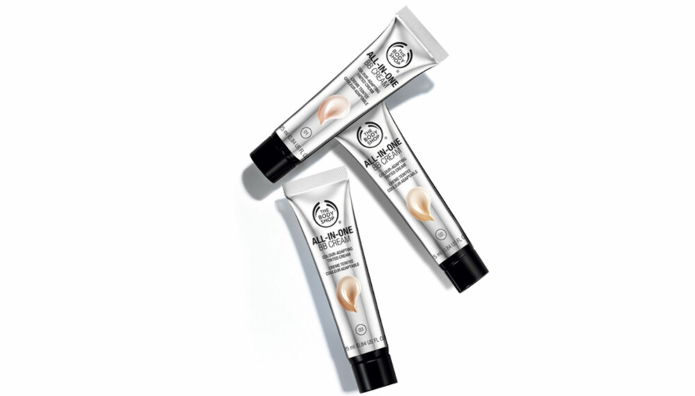 TEST: The Body Shop All-In-One BB-Cream.